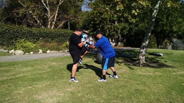 Hunter Fitness Training