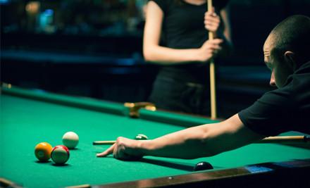 Snooker's Pool & Pub