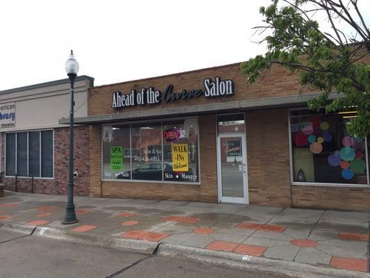 Ahead of the Curve Salon
