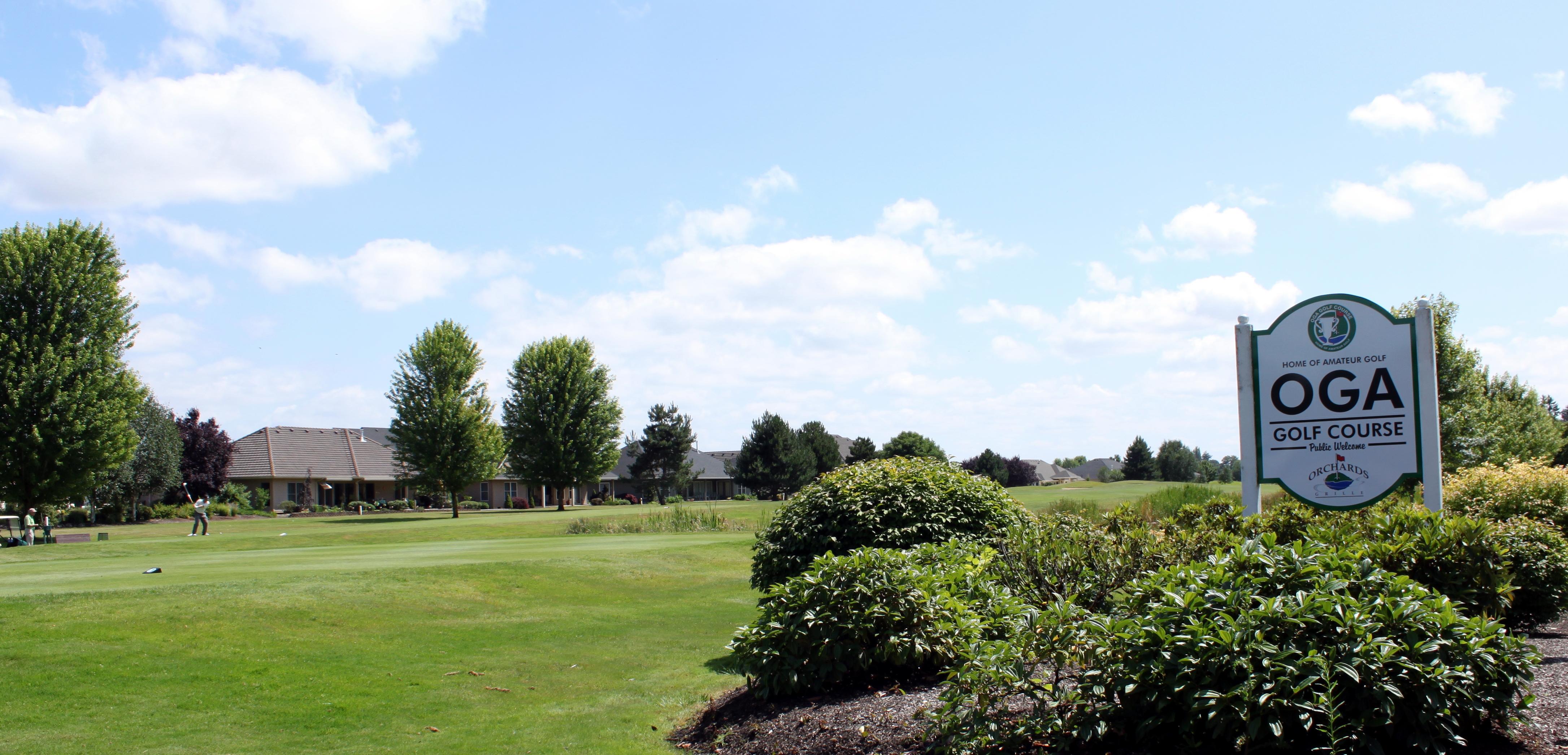 OGA Golf Course