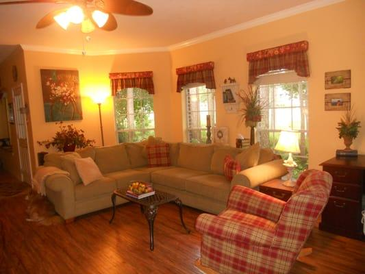 Lake Houston Home Staging and Redesign