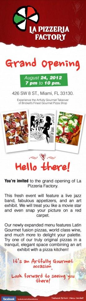 La Pizzeria Factory