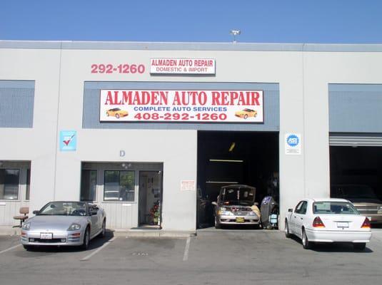 Almaden Auto Repair