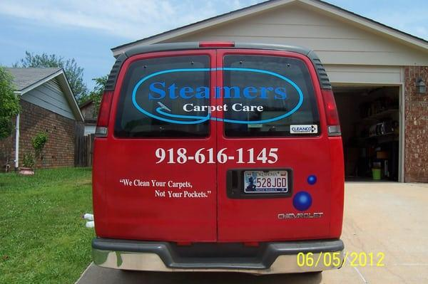 Steamers Clean Care