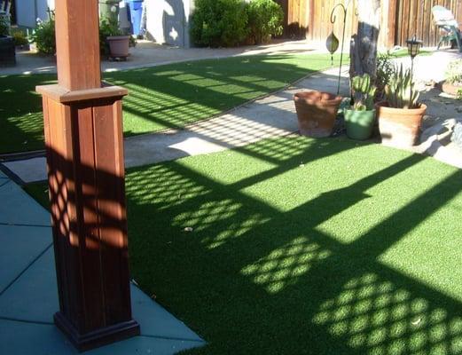 Sacramento Artificial Grass