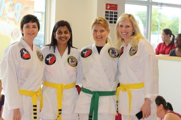 Castle Hills Taekwondo America
