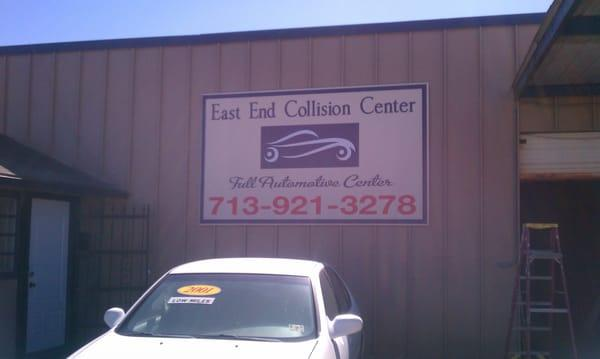 East End Collision