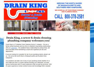 Drain King Inc