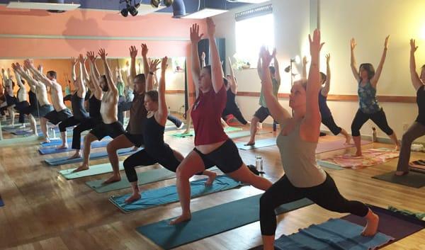 Hot Yoga Burlington