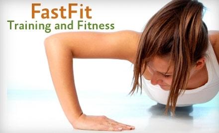 FastFit Training & Fitness