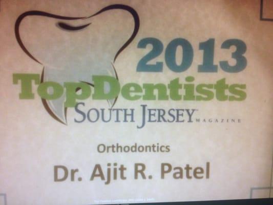 Ajit R. Patel  DDS MS Orthodontics