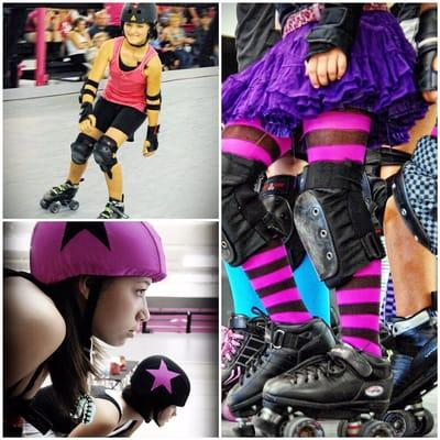South Side Roller Derby Boot Camp