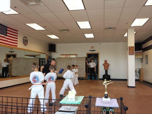 Talon Martial Arts