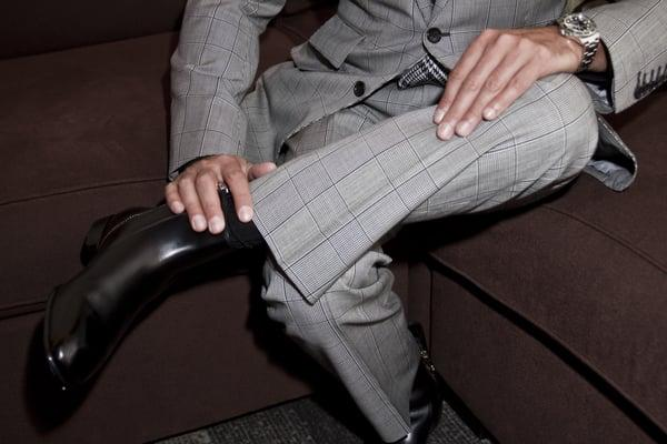 A Sharp Dressed Man