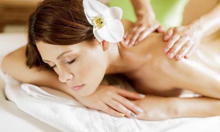 The Massage Lady