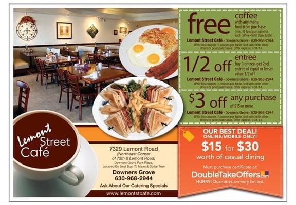 Lemont Street Cafe