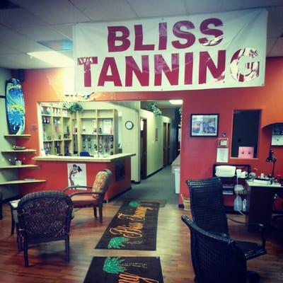 Bliss Tanning
