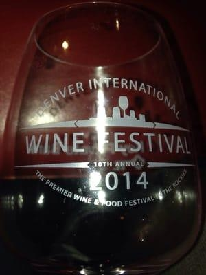 2012 Denver International Wine Festival