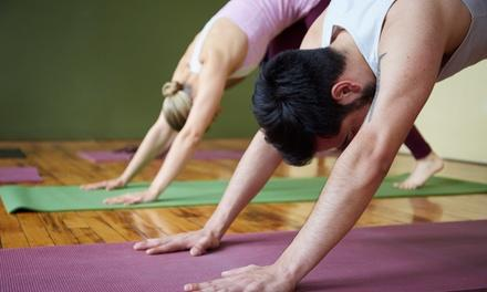 Triad Yoga & Pilates
