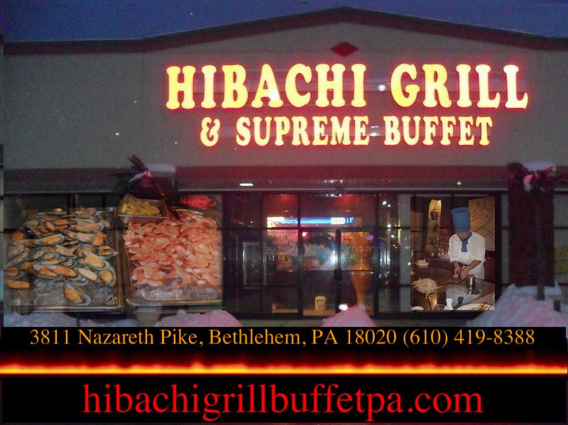 Hibachi Grill & Buffet