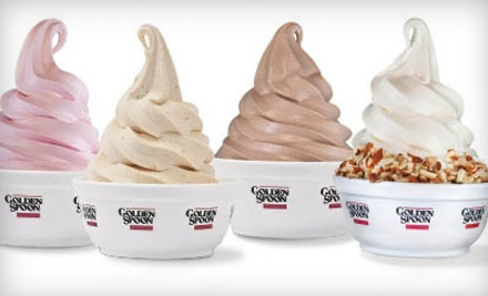Golden Spoon Frozen Yogurt