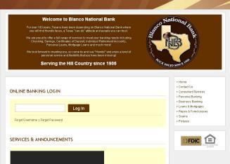Blanco National Bank
