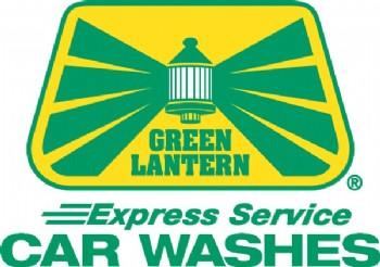 Green Lantern Car Wash