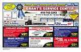 Grant's Service Center