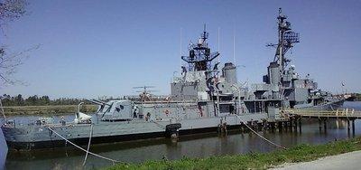 USS ORLECK Naval Museum Inc