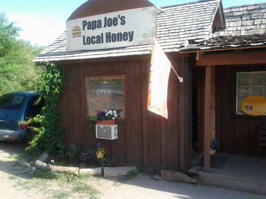 Papa Joe's Local Honey