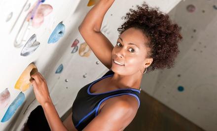 Boulders Sport Climbing Center