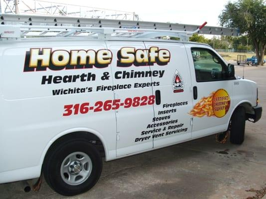 Home Safe Hearth & Chimney