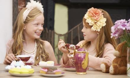 Girly Girlz Tea && Trinkets