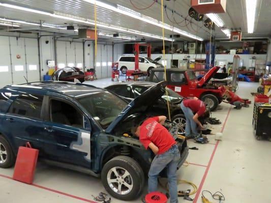 Morrill Collision Repair Inc.