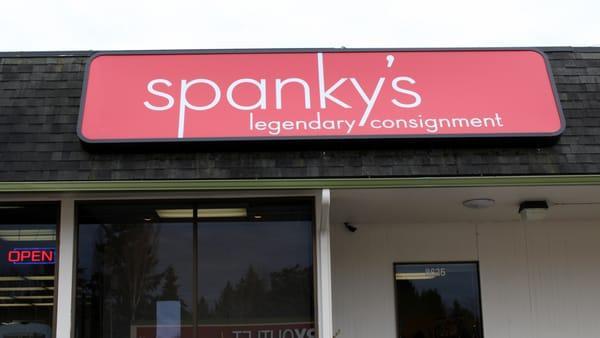 Spanky's Legendary Consignment