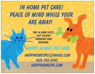 Happy Homes Pet Care