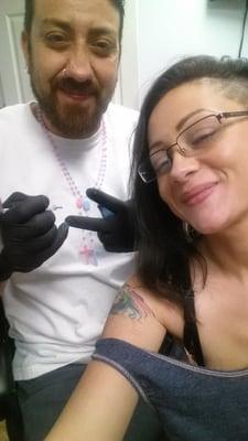 K42 Tattoo
