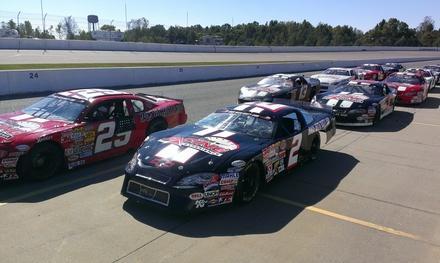 Rusty Wallace Racing Experience