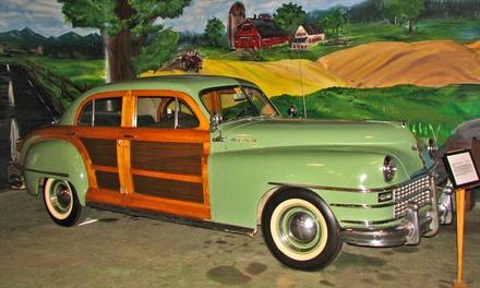 Boyertown Museum of Vehicles
