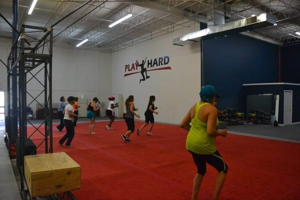 Play Hard Gym