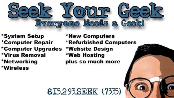 Seek Your Geek