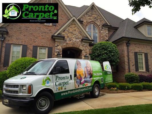 Pronto and Carpet
