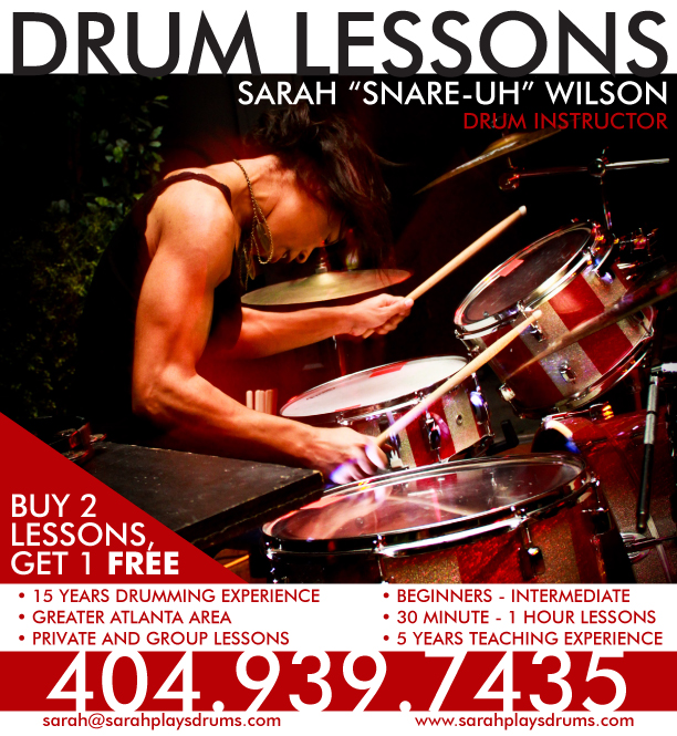 Atlanta Drum Lessons