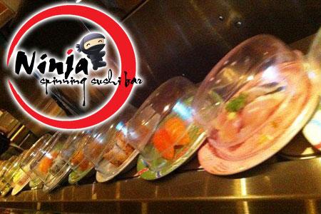 Ninja Spinning Sushi Bar