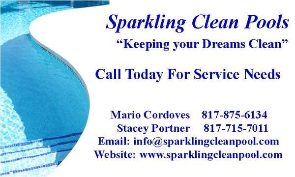 Sparkling Clean Pool Service