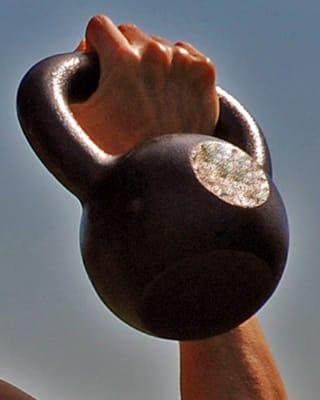 Strengthen & Conquer Fitness - Melissa Farrell