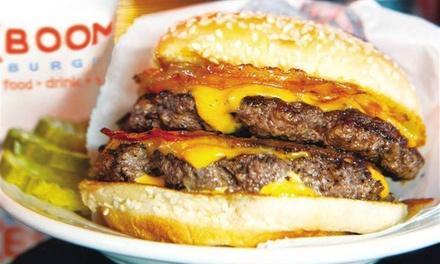 ((BOOM)) Burger