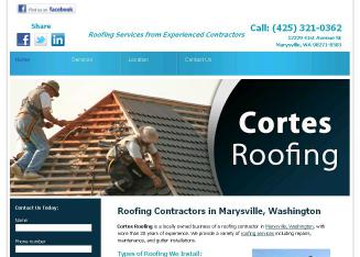 Cortes Roofing