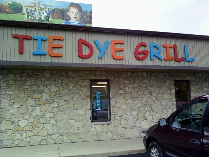 The Tie Dye Grill