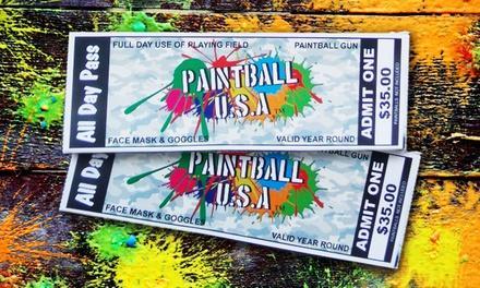 Central Alabama Paintball Park